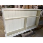 [Custom Made Example] White Bookcase 20BCNOV