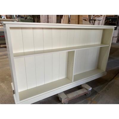 [Custom Made Example] White Bookcase 20BCNOV