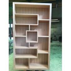 [CUSTOM MADE EXAMPLE] LOCAL MADE TASSIE OAK BOOKCASE