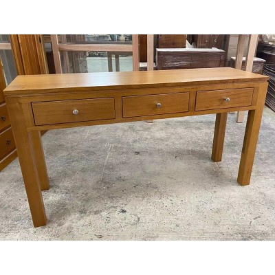 [Custom Made Example] Local made Tassie OAK  HALL TABLE 2103HT