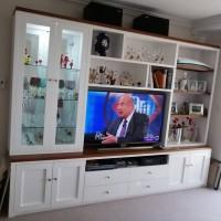 [Custom Made Example] 3000W TV Unit / Entertainment UNIT TV208A