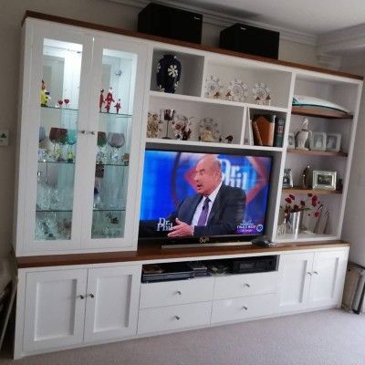 [Custom Made Example] 3000W TV Unit / Entertainment UNIT TV208A