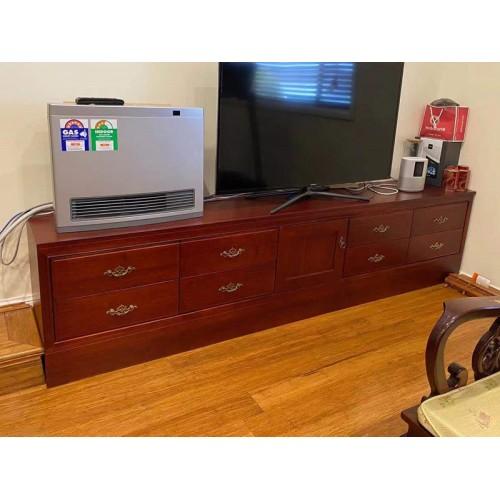 [Custom Made Example] TV Unit / Entertainment UNIT 21J-TVU
