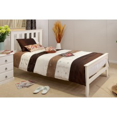 GB WHITE QUEEN BED [DISCONTINUED]