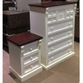 JANE TALLBOY SET   Wood World Furniture