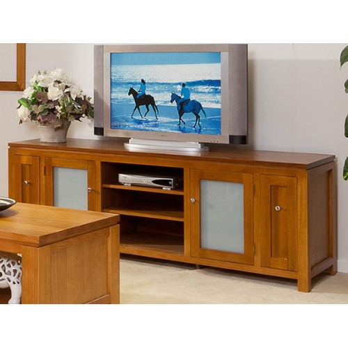 JOESUN LOCAL MADE TASSIE OAK TV UNIT