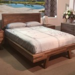 SUSAN V QUEEN BED