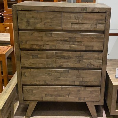 SUSAN V 6 DRAWERS TALLBOY